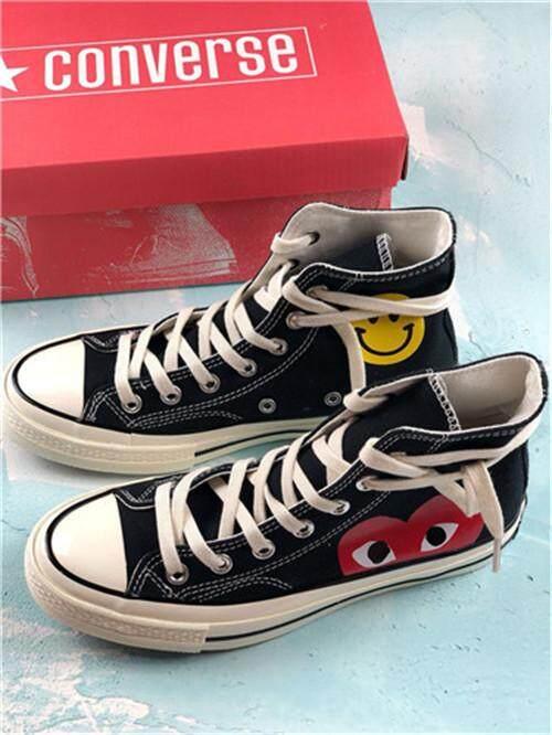 10f9050e0b7 Converse Official WOMEN Skateboarding Shoes 1970s High Top Global Sales (  Black )