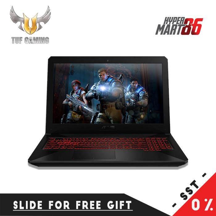 [MDP]Asus TUF FX504G-ME4308T Gaming Notebook (15.6inch/Intel i5/4GB/1TB+128GB SSD/GTX1060 6GB) Malaysia