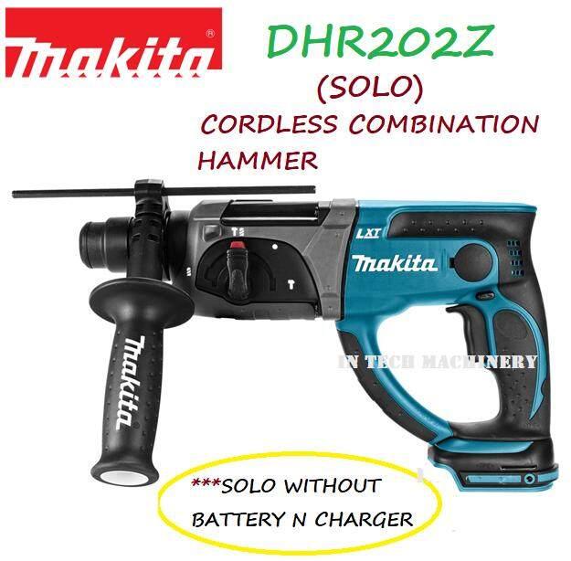MAKITA DHR202Z CORDLESS COMBINATOIN HAMMER(SOLO)
