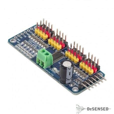 I2C 16-Channel 12-bit PWM Servo Driver - PCA9685 For Arduino Malaysia