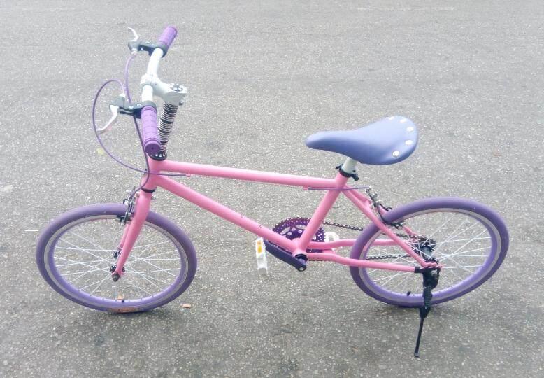 20 Inch Fixie Bike By Power Rider.