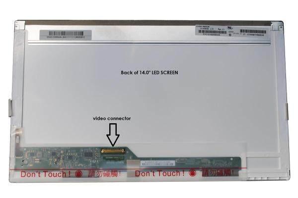 TOSHIBA Satellite C840 C640 L640 Laptop LED Screen Panel Malaysia