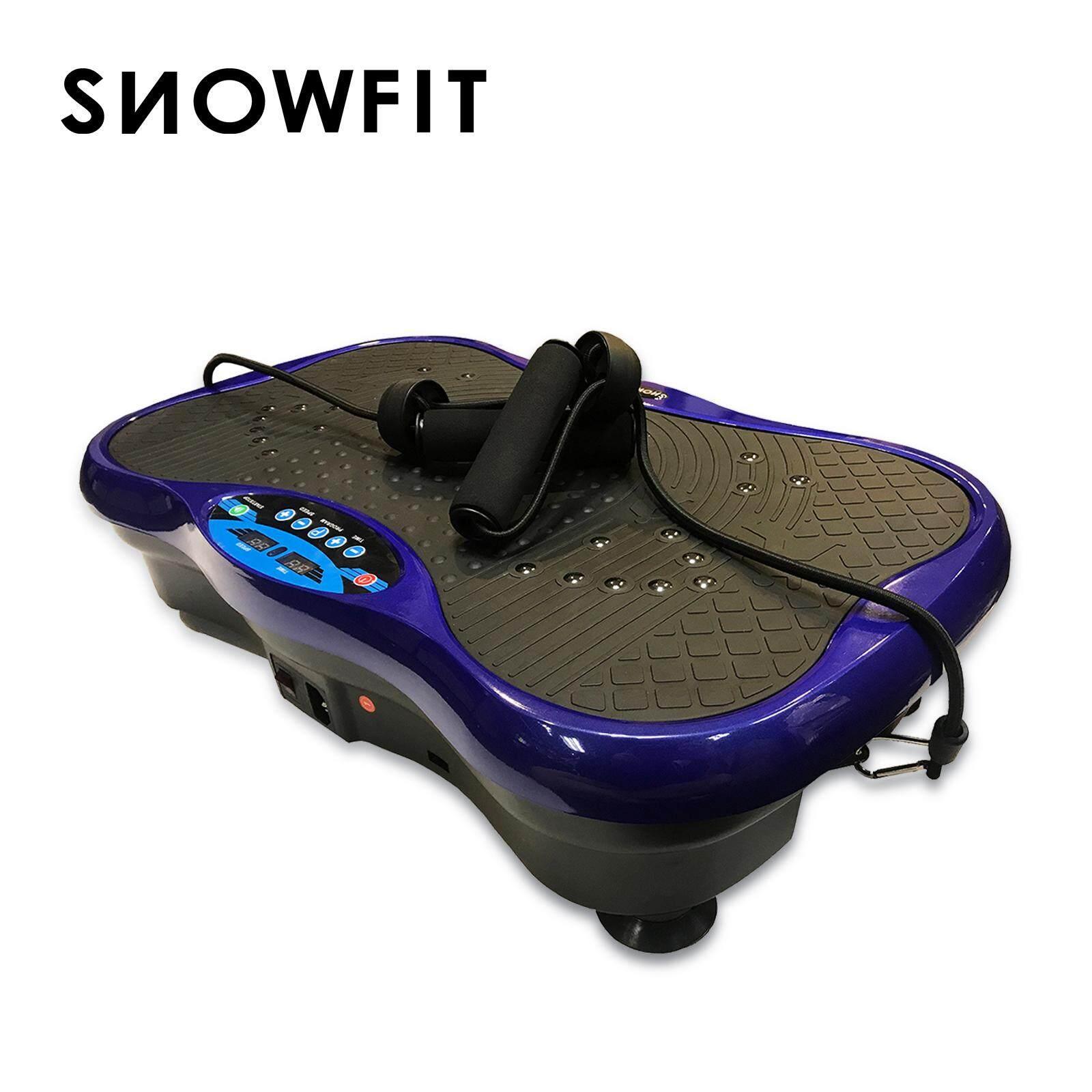Exercise Fitness Buy At Best Price In Magnetic Trimmer Jogging Body Plate Waist Twisting Alat Olahraga Pinggang Snowfit Snowboard Slimming Ushaper Vibrating Machine