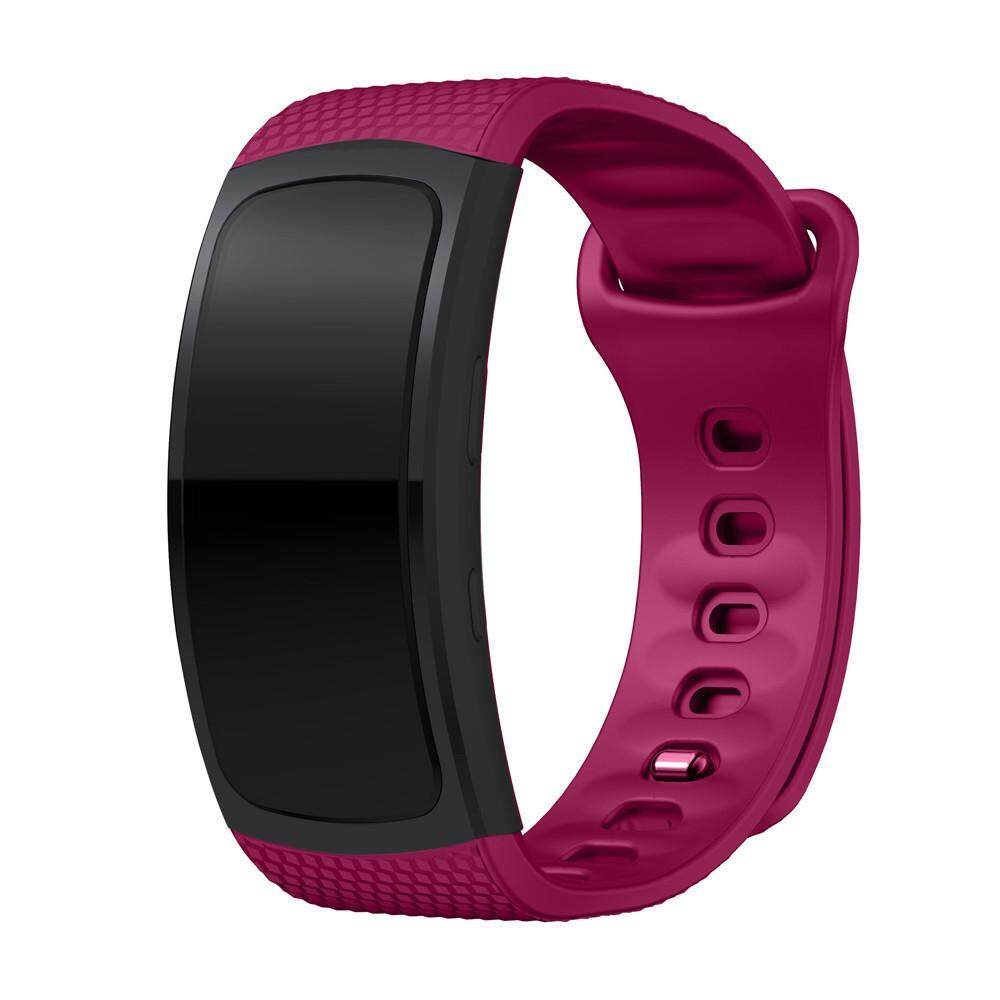 Soft Silicone Replacement Band Sport Strap For Samsung Gear Fit2 Pro Fitness Malaysia