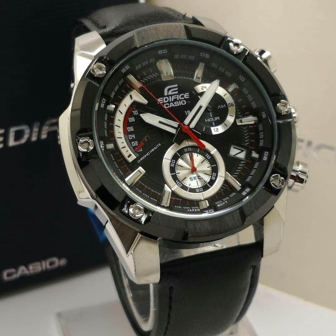 Casio Edifice Efr 534d 1a2vdf Jam Tangan Pria Silver Strap Stainless 501d 7av Watches Price In Malaysia Best Lazada