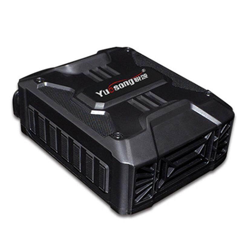 V6 External Exhaust Type Notebook Laptop Radiator Cooling Fan Air Cooler USB Malaysia