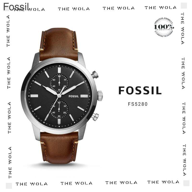 FOSSIL CASUAL MEN WATCH FS5280 Original & Genuine (2 Years Warranty) Malaysia