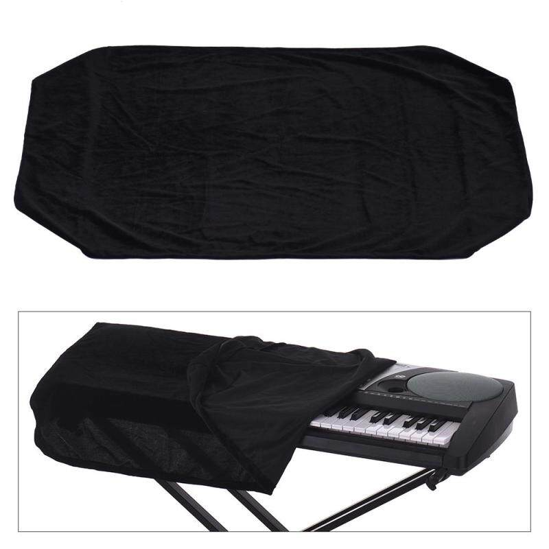 76 Keys Electronic Piano Keyboard Dust Cover Black Soft Cloth Anti-Dust Protector Washable Malaysia