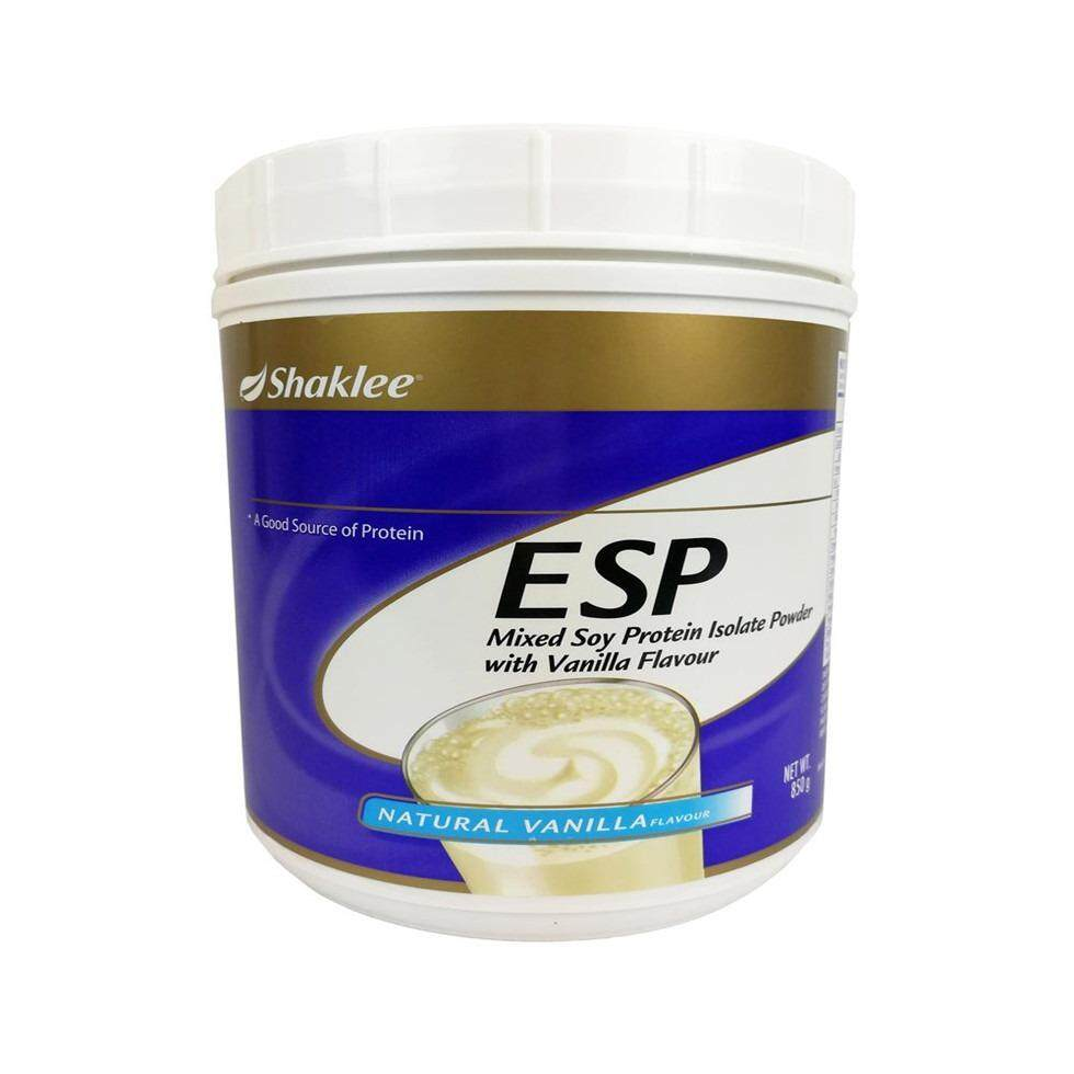 Shaklee ESP Mixed Soy Protein Isolate Powder with Vanilla Flavor 1x850g