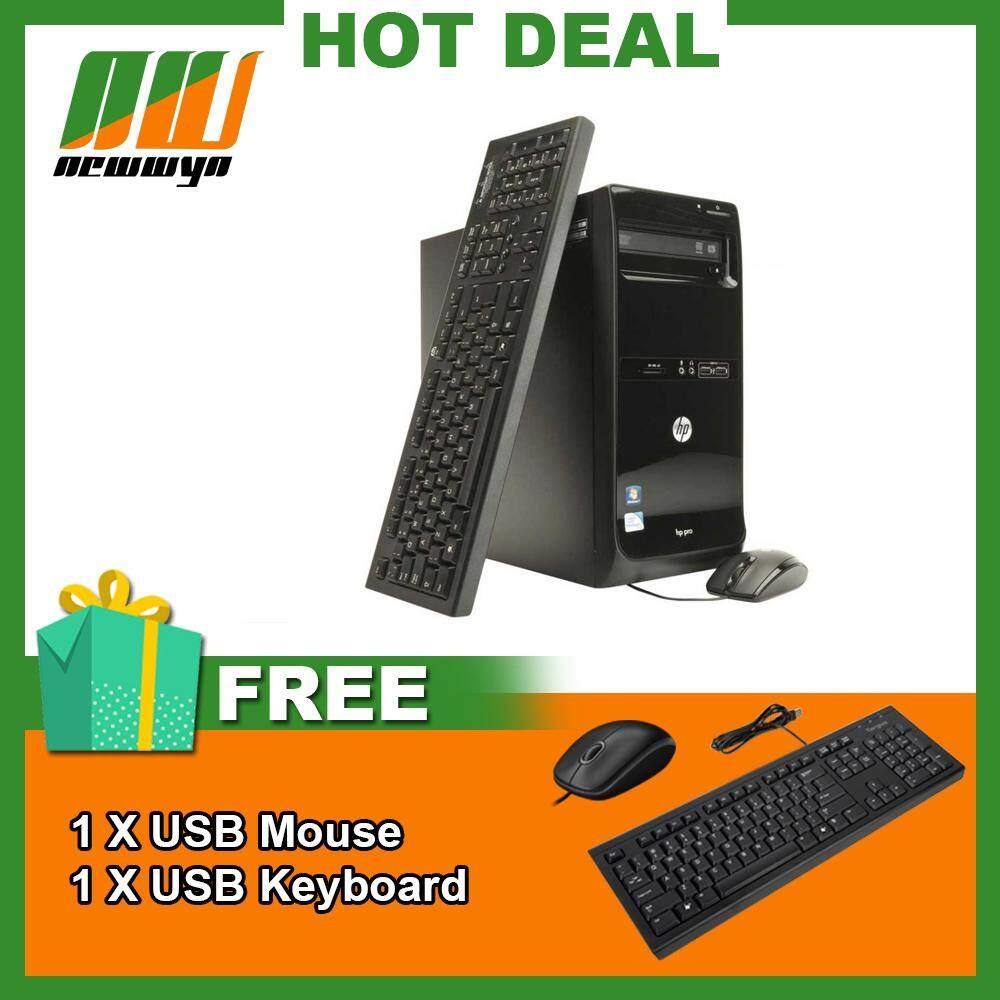 *RM799 00* HP Pro 3500 Microtower Desktop PC (Intel Core
