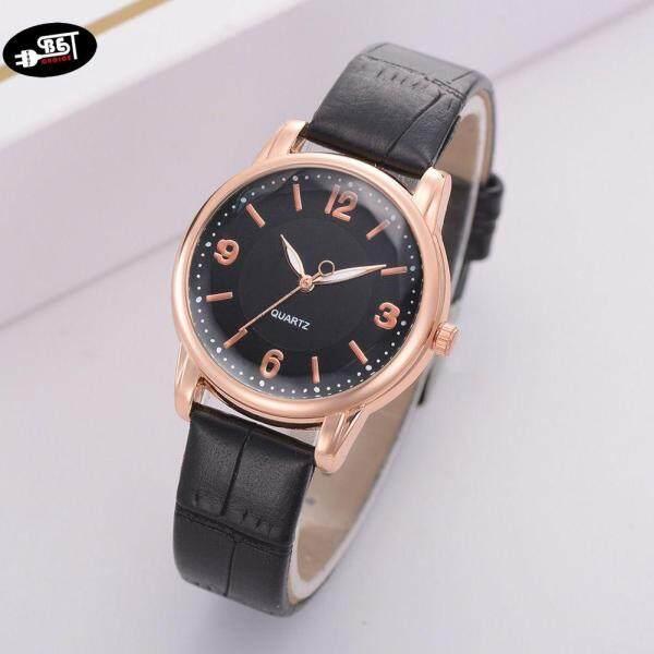 YBC Women Classic Quartz Elegant Wrist Watch with PU Leather Strap Simple Casual Watches Malaysia