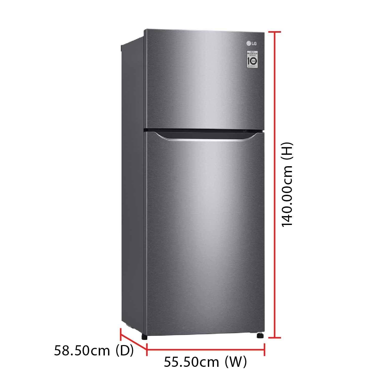 Jual Freezer Lg 2 Pintu Harga Welcome To Www Sharp Chest Frv127 Inverter Refrigerator Gn B202sqbb 205l Linear Compressor