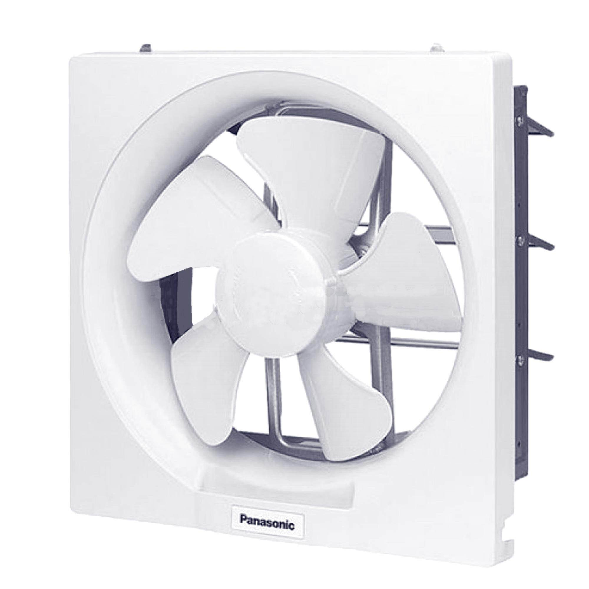 Ventilation Fans For The Best Price In Malaysia Electrical Wiring Bathroom Fan Bath Panasonic 200mm 8 Inch Wall Mount Ventilating Fv 20aum8 White