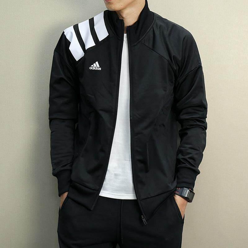 808c1fe29ea4 Adidas Coat Men s Wear 2019 Spring New Style Creator Football Jacket BQ0390