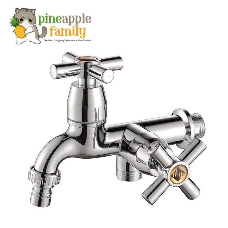 Gonzalo Two Ways Faucet Water Tap By Pineapple Family.