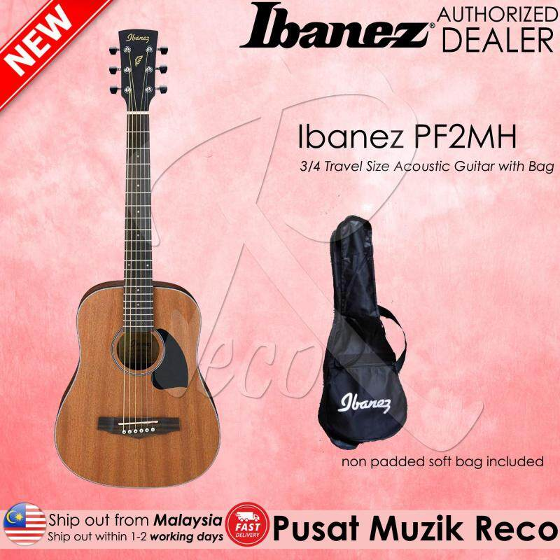 Ibanez PF2MH 3/4 Travel Size Acoustic Guitar with Bag Malaysia