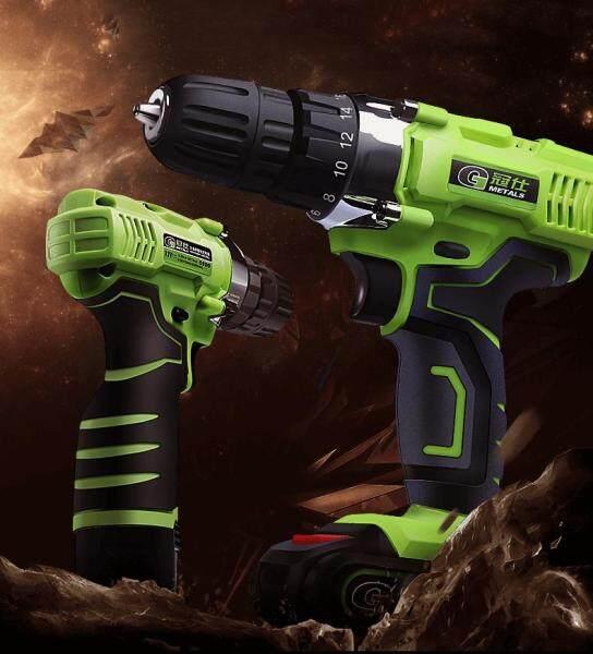 21V Lithium Drill Cordless Drill Multi-function Electric Screwdeiver Hand Deill