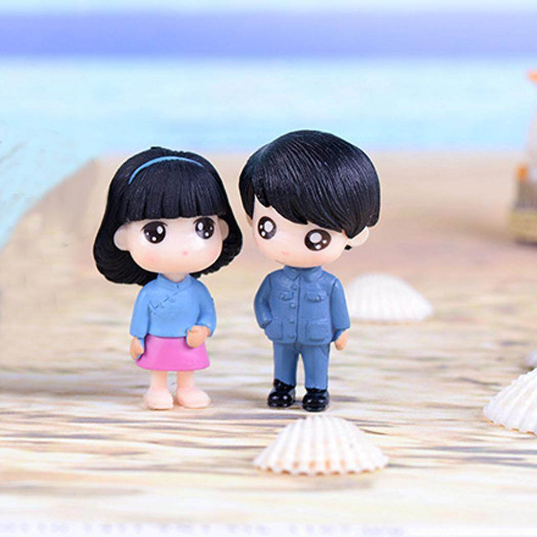 Astar Lovers Couple Resin Miniatures Figurines Home Décor Crafts Gift
