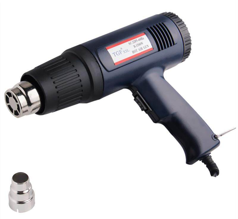 millionhardware - TGF 1500W Adjustable Heat Gun Hot Air Gun 220V Dual Temperature