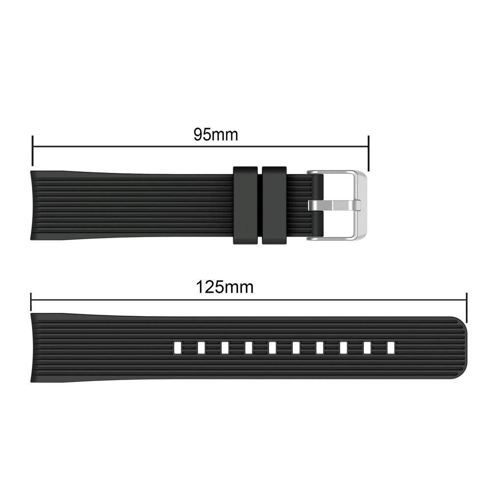 World Deal Soft Silicone Watch Band Replacement Band Strap For Samsung Galaxy Watch 42mm Malaysia