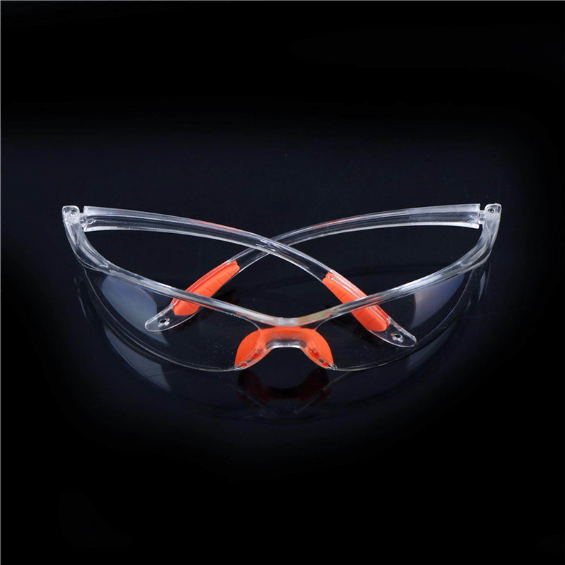 Veli shy Dustproof Security Goggles PC Eye Protector Safety Labor Glasses