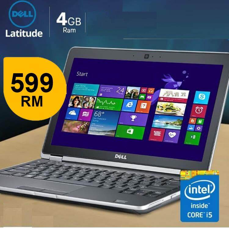 DELL LATITUDE E5420 / INTEL CORE I5 (250GB SATA HDD) Malaysia