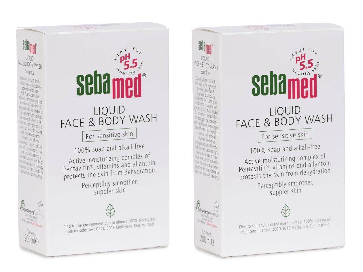 Sell Sebamed Liquid Cleanser Cheapest Best Quality My Store Face Body Wash 200ml Myr 55