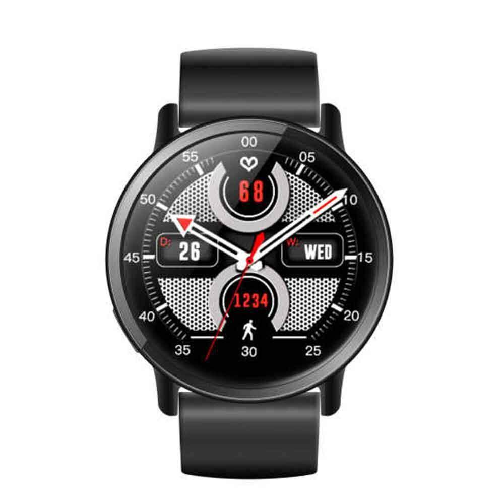GoodGreat LEMFO LEMX 4G Smart Watch Phone, Android 7.0 with Sim IP67 Waterproof 8MP Camera GPS WiFi MTK6739 1GB 16GB Smartwatch, 900Mah Baattery GPS/Heart Rate Monitor for Men Women Wearable Devices Malaysia