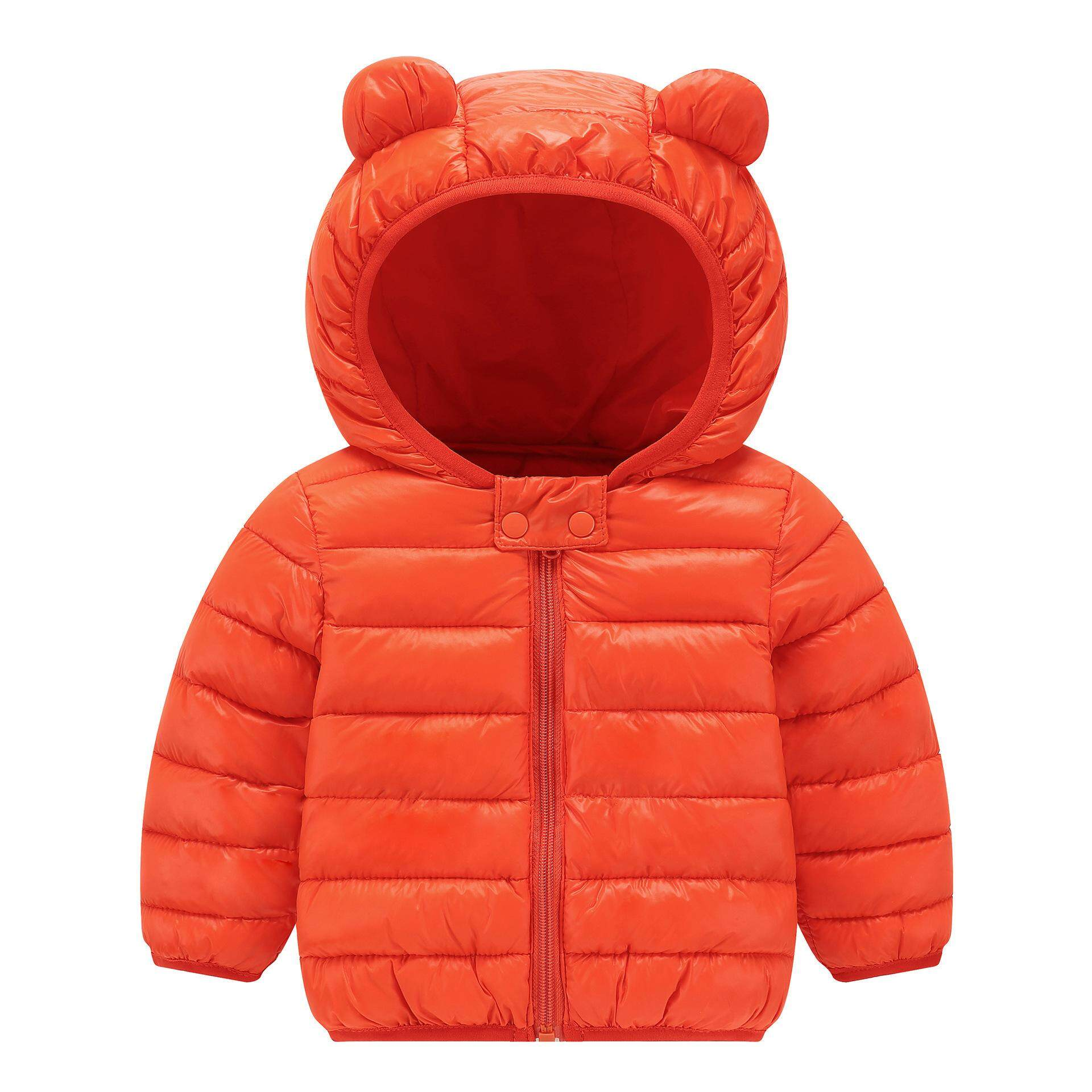 dd4c6e73e Kids Toddler Boys Jacket Coat for Children Outerwear Clothing Casual Baby  Girls Clothes Autumn Winter Parkas