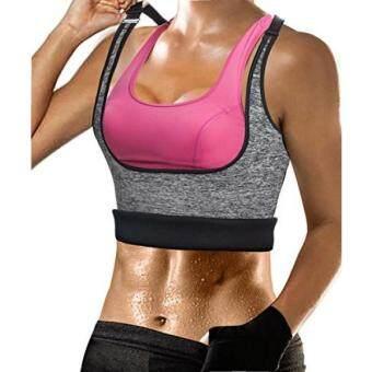 8ebdfd7a26 Paling murah LODAY Womens Shapewear Weight Loss Neoprene Sauna Sweat Waist  Trainer Corset Tank Top Vest Sport Workout Slimming Body Shaper