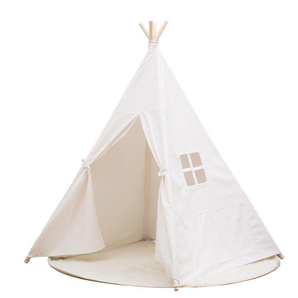 Best Choice Products 6u0027 White Teepee Tent Kids Playhouse Sleeping Dome  sc 1 st  Lazada & Play Tents u0026 Tunnels - Buy Play Tents u0026 Tunnels at Best Price in ...