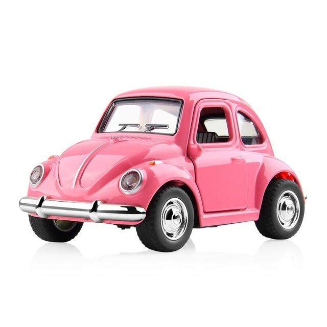 1:38 Alloy Car Pull Back Diecast Model Toy Sound Light Collection Car Vehicle Toys For Boys Children Christmas Gift By Mfqq Fashion.