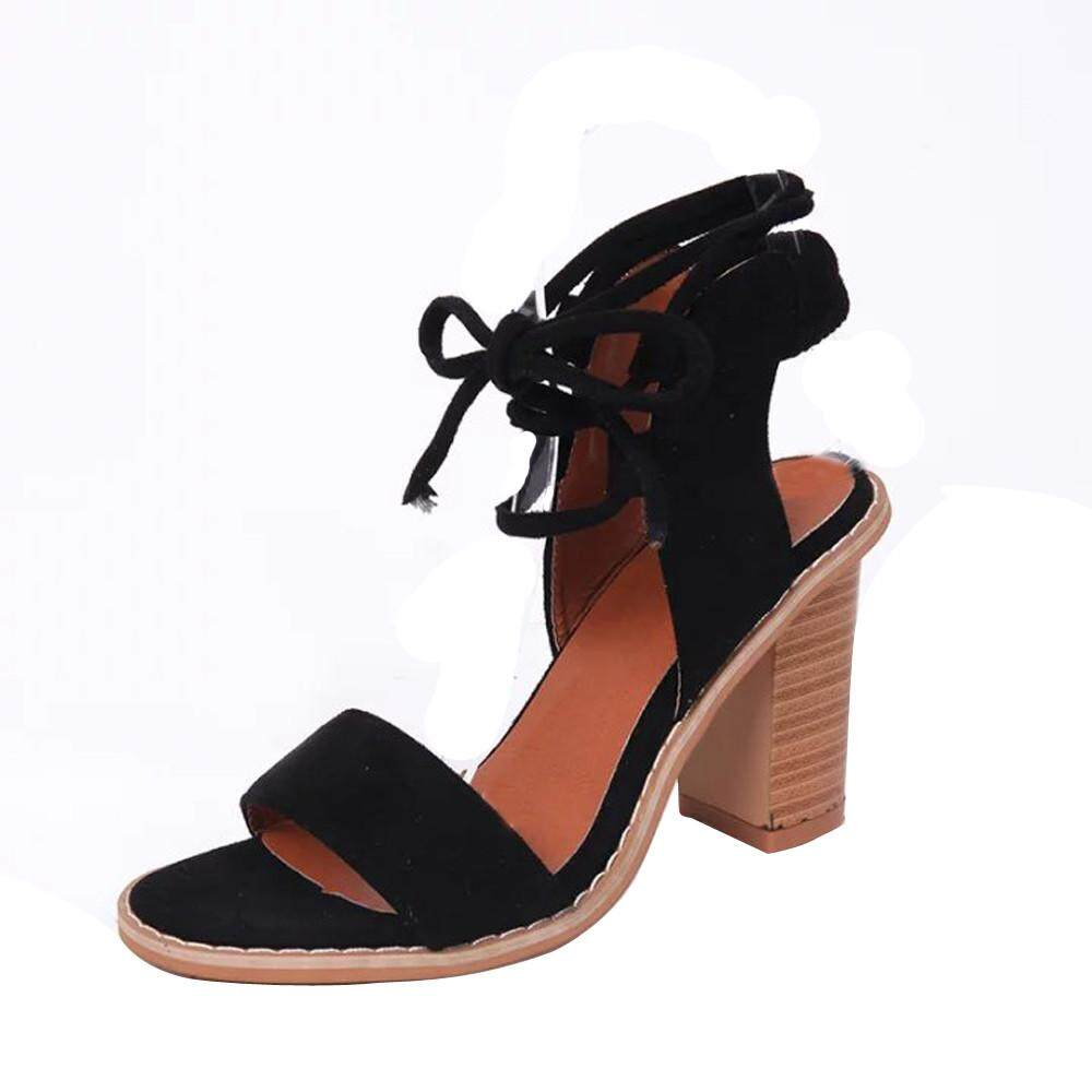 c84b649b004c31 Inesshop Spring Fashion Straps Sandals Women Pumps High Heels Shoes Female  Shoes