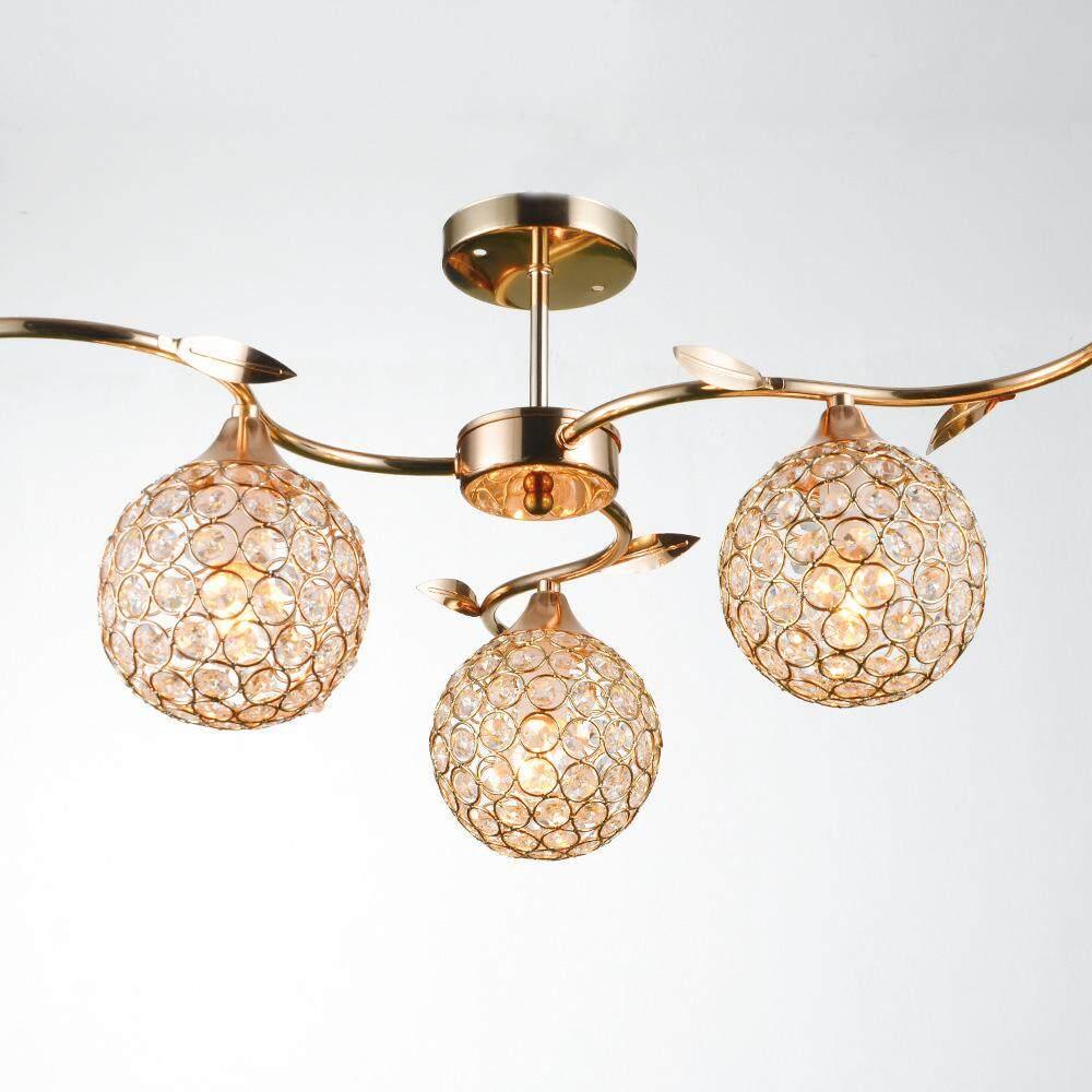 Ceiling Lights LED Creative Living Room Lighting Bedroom Modern Simple Chandelier