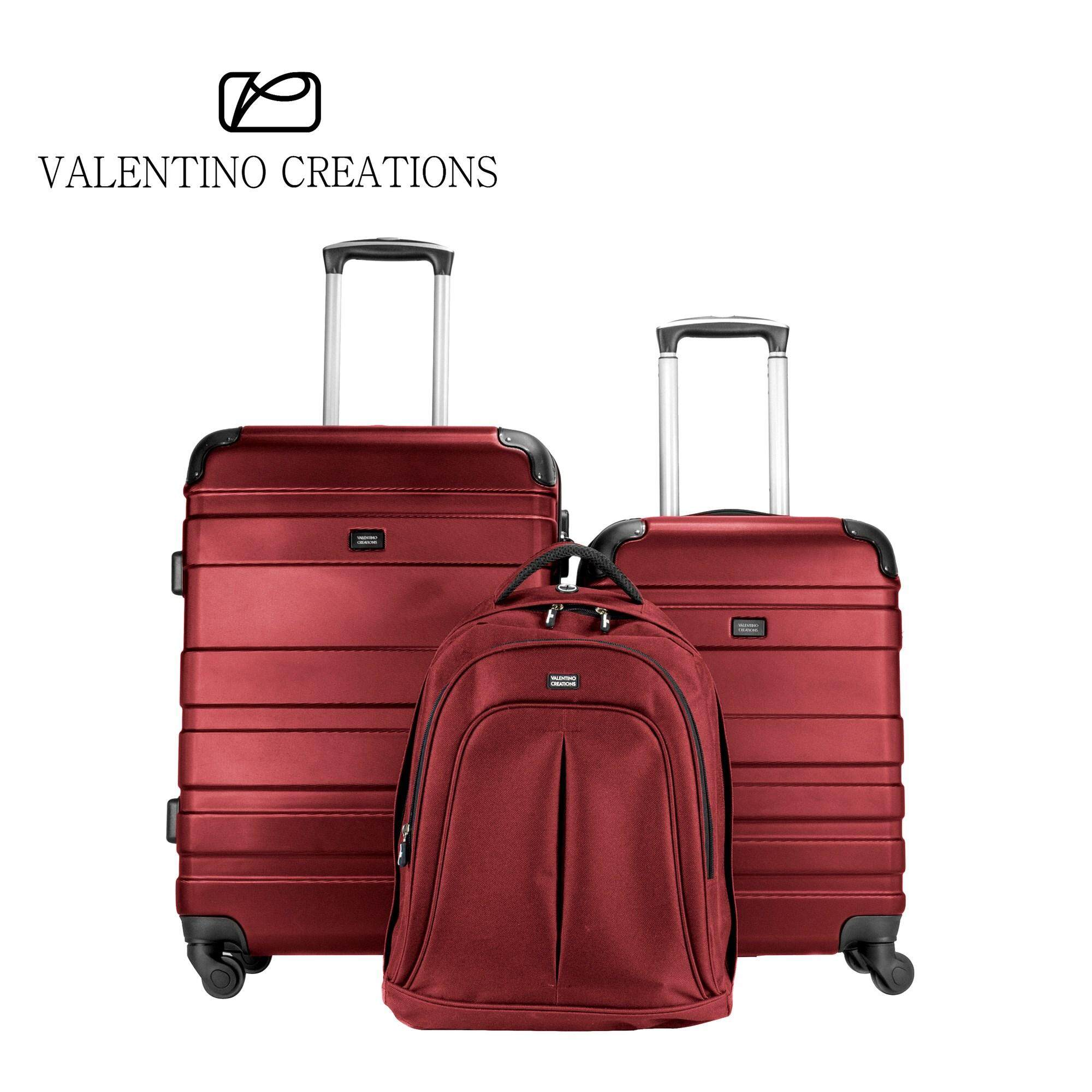 d28b6c1f2737 Valentino Creations Bobcat III 2-In-1 Luggage Set (20