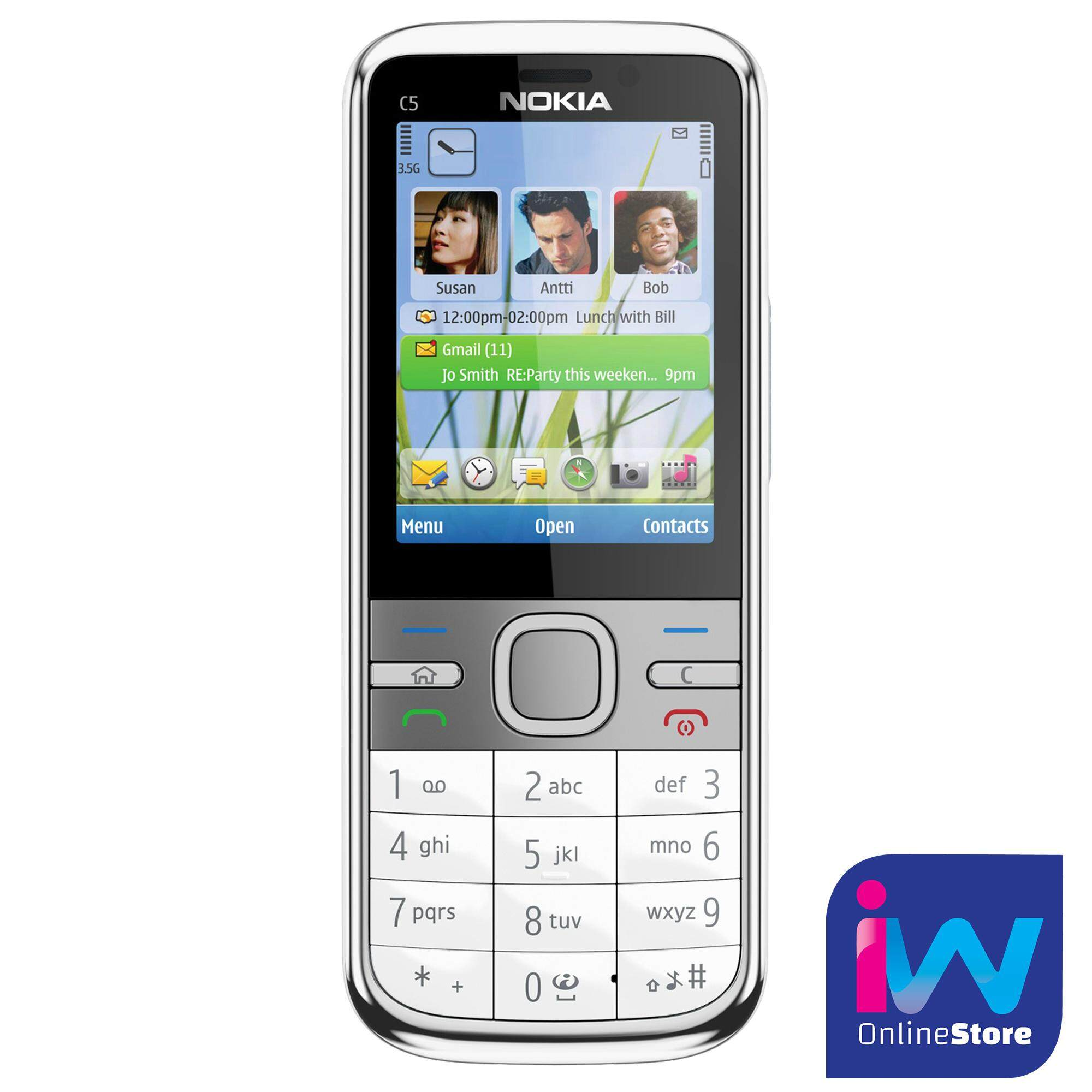 Nokia Mobile Phones At Best Price In Malaysia Lazada 9300 Service Manual