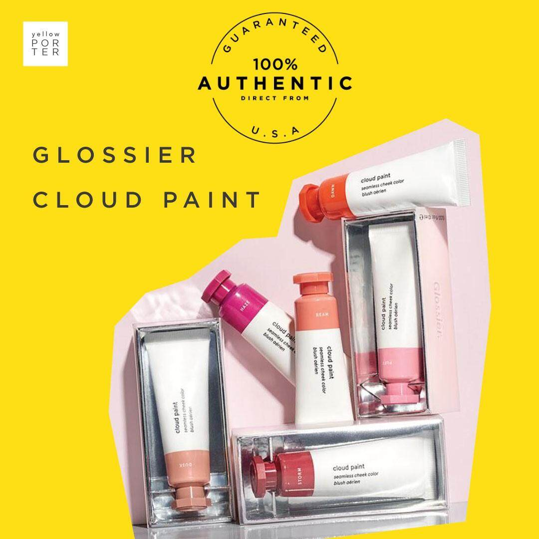 [pre-Order Eta: 15 Business Days] Glossier Cloud Paint By Porter Shop.