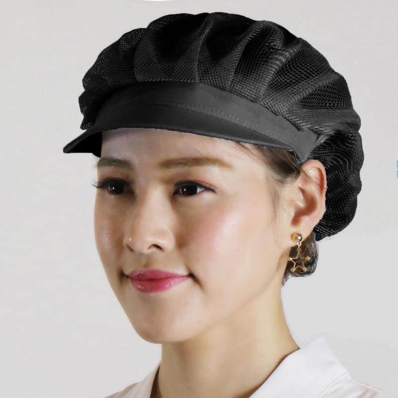 Sheng Labor Safety Work Hat Workshop Women Dust Cap Food Factory Restaurant Hygiene Cap Kitchen Cooking Chef Cap