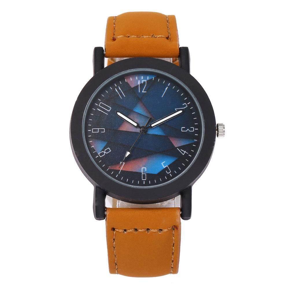 Womdee Men Fashion Leather Quartz Watch Mens Casual Sports Watches Men Male Luxury Wristwatch Hombre Hour Clock Relogio Malaysia