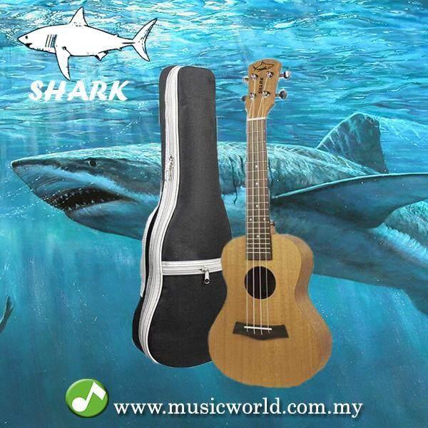 SHARK Ukulele Concert Size Premium Quality With Bag Quality Ukulele Malaysia