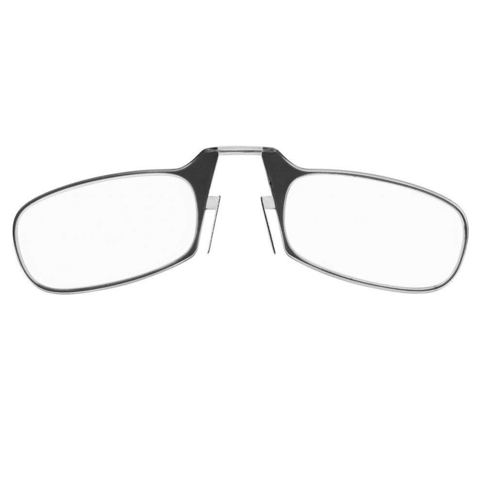 3165abe805 Unisex Ultra Thin Light 1.0-3.0 Big Nose Clip Reading Presbyopic Glasses  Mini Size 2.5