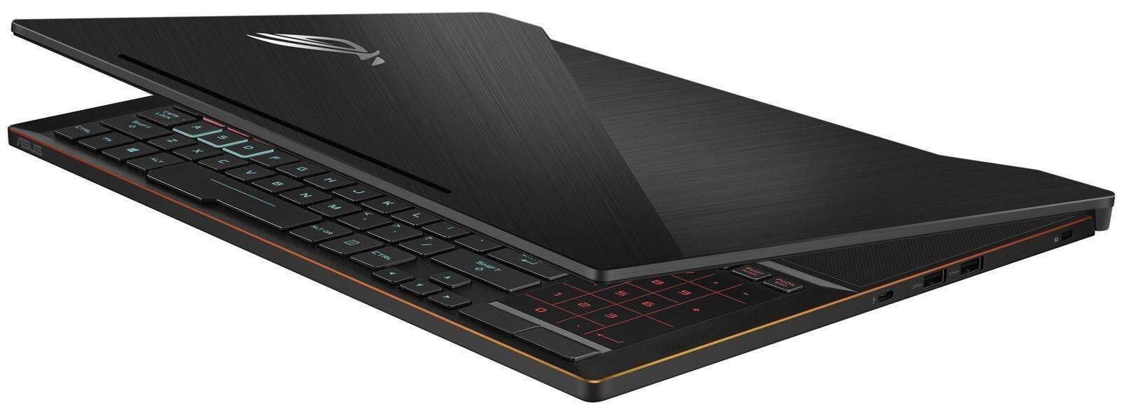 ASUS ROG Zephyrus GX501GI-XS74 Core i7-8750H GTX 1080 8GB (Max-Q) Gaming Laptop Malaysia