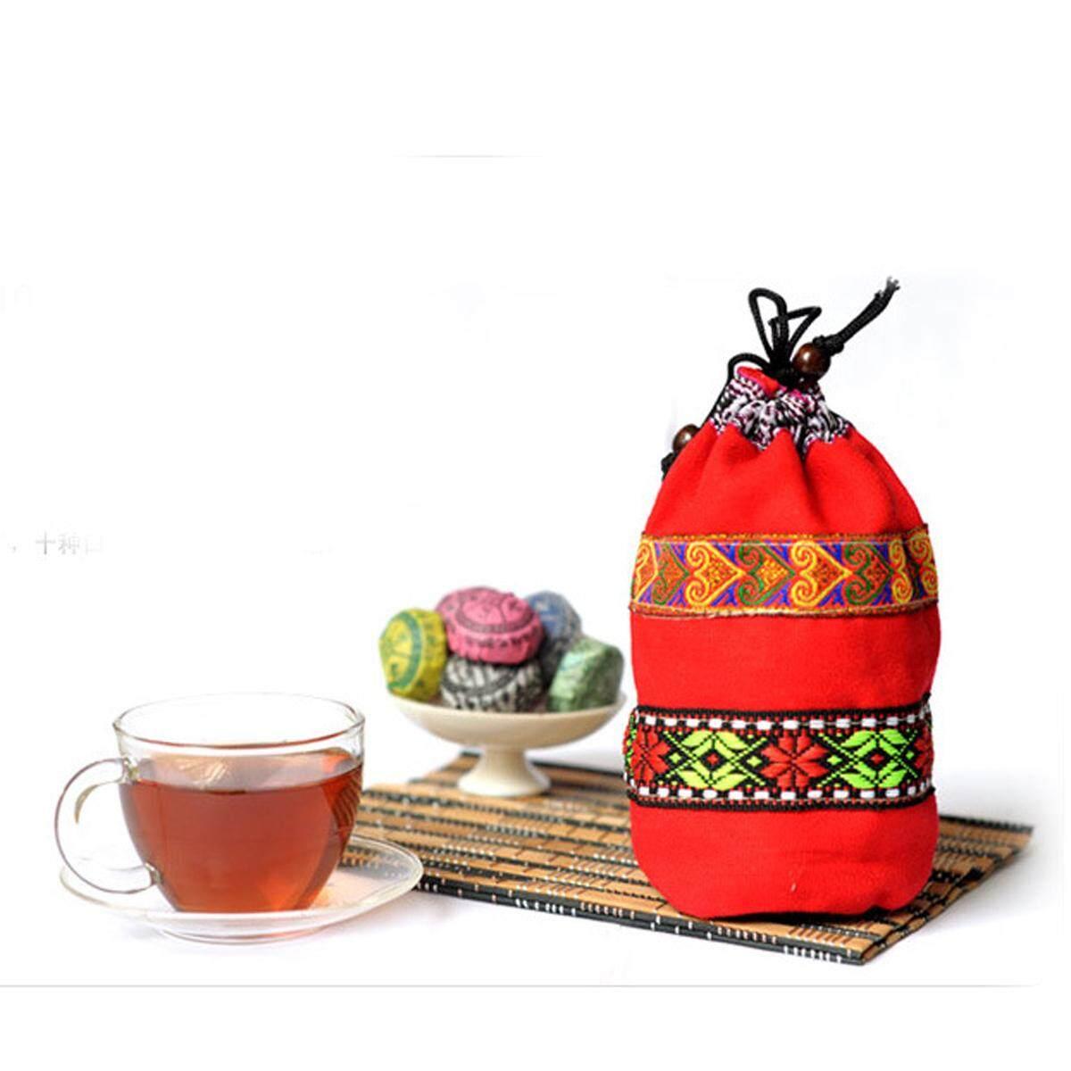 Premium Lao Cang Puer Tea Cake 20 Flavours 40 Pc 80 Pc Pu-Erh Tea Cakes By Autoleader.