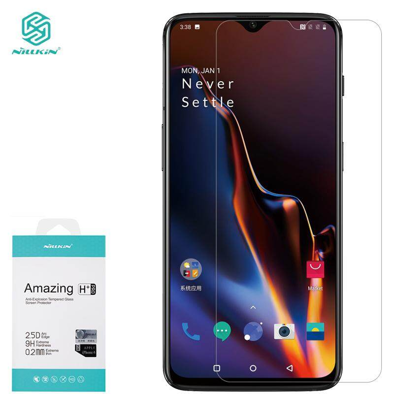 Nillkin for OnePlus 6T / 5 / 5t / 6 Tempered Glass, 0.2mm H+