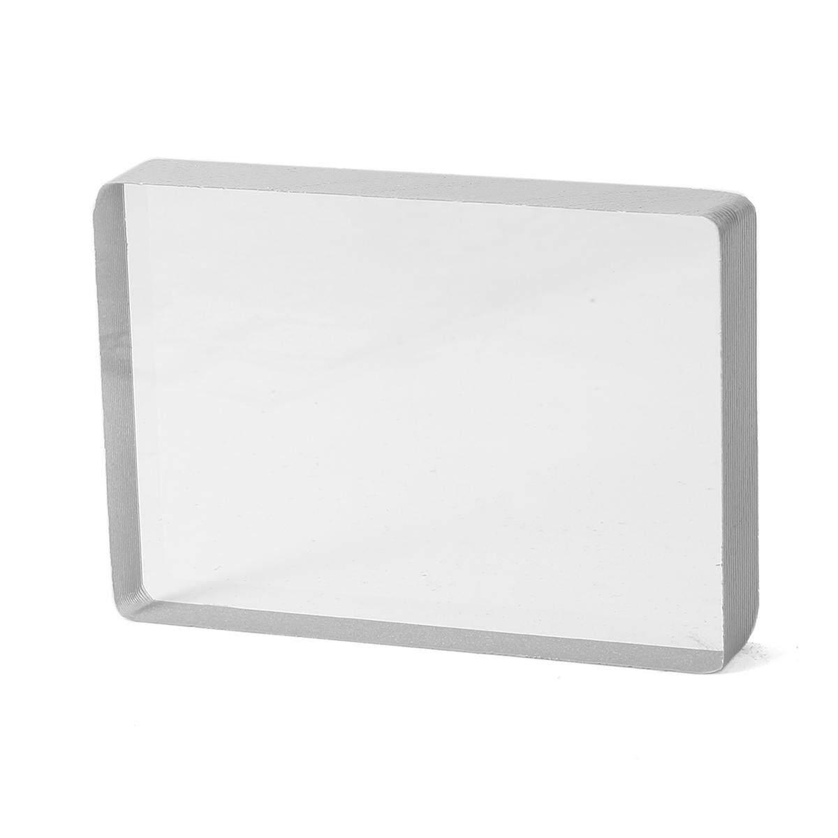 Omni Deck Glass Card Ice Bound MagicTricks Accessories Card Magic Close Up