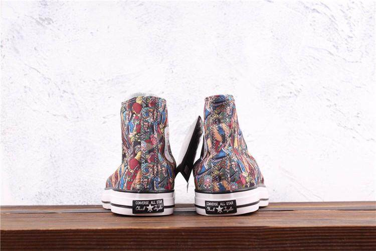 5b3c50bfef33 Converse Original Women s Skateboarding Shoes One Piece x All Star 100 High  Top Discounted ( Black
