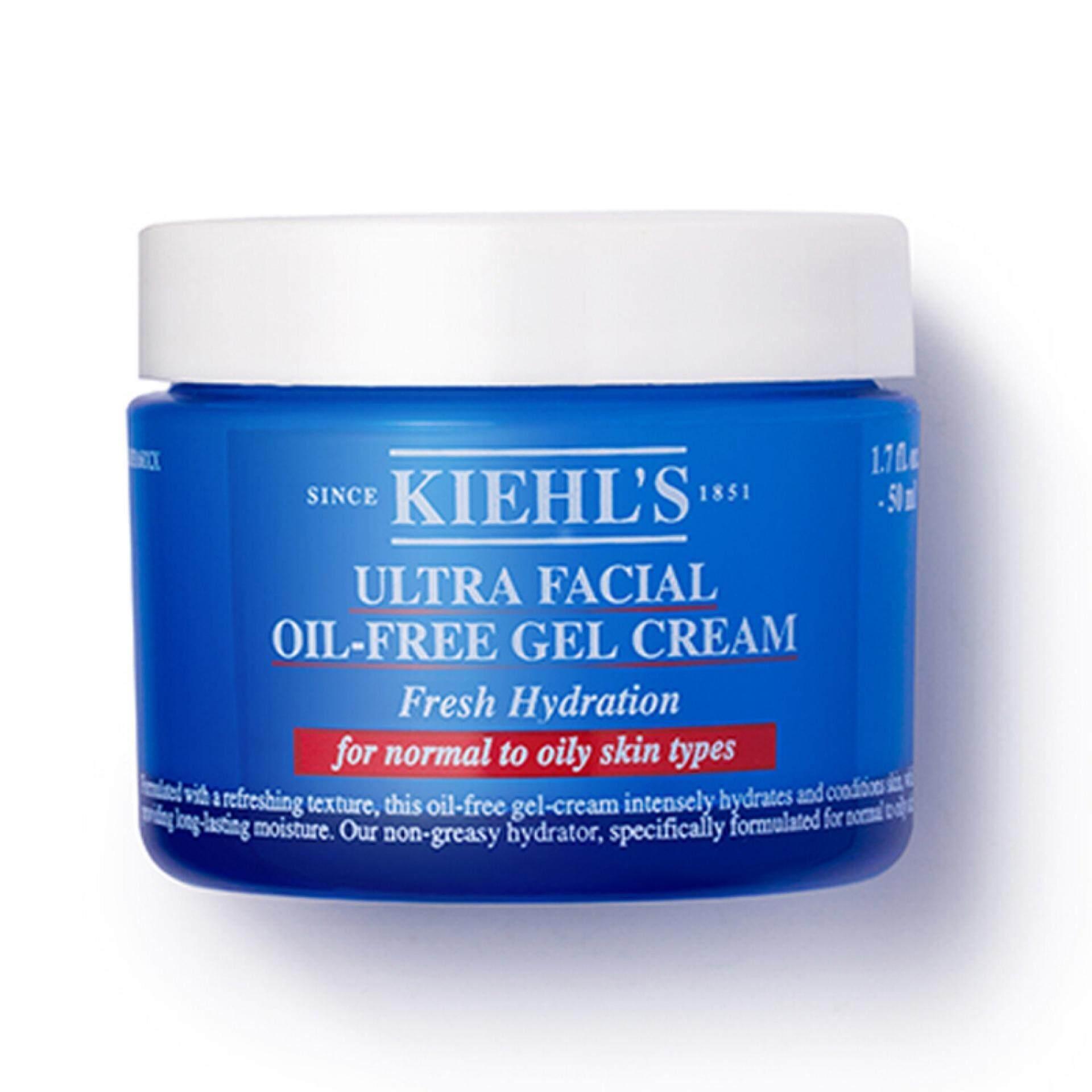 Kiehl's Ultra Facial Oil-Free Gel Cream (50ml)