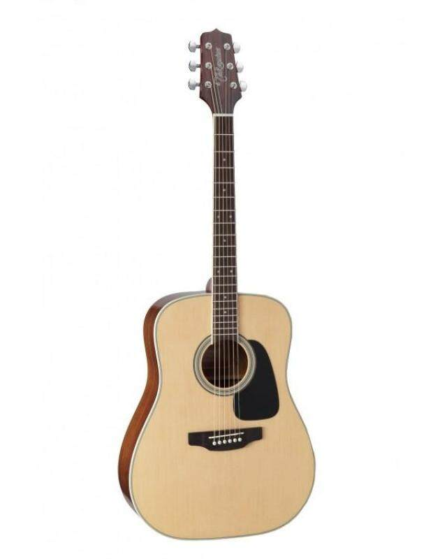 Takamine D3D Natural Dreadnought Acoustic Guitar Spruce Top Malaysia