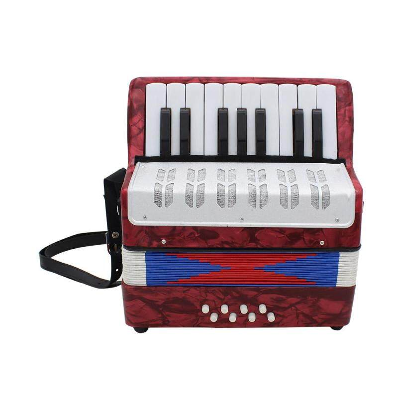 Supermall 17 Key Professional Mini Accordion Educational Musical Instrument for Both Kids Adult  Musical Instrument Accs Malaysia