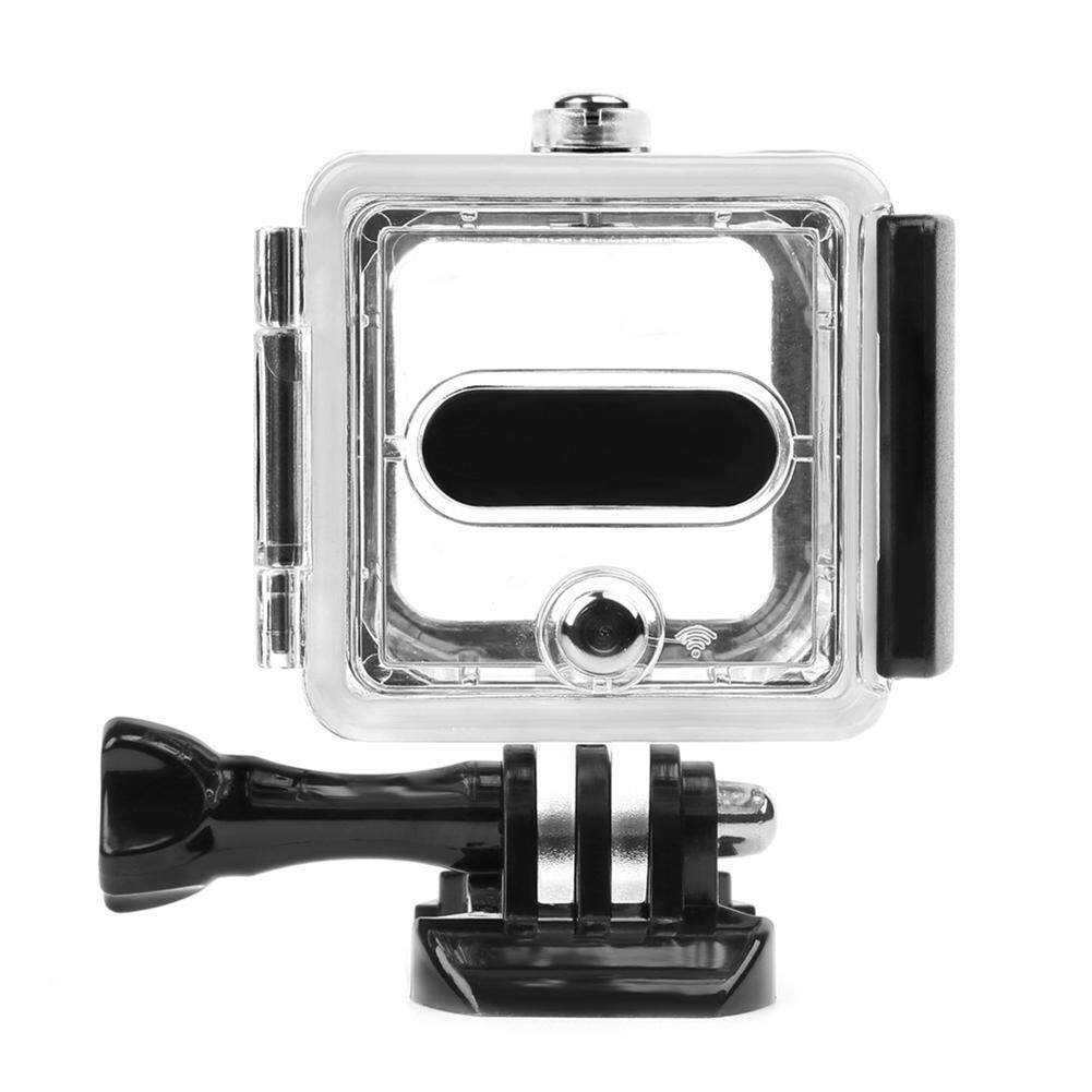 Big House 40m Waterproof Housing Case Portable Cover For Gopro Hero 4/5 Session Diving Underwater Go Pro Action Camera Accessories By Big House.